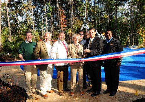 Completion Of The Regatta Children's Playground Expansion