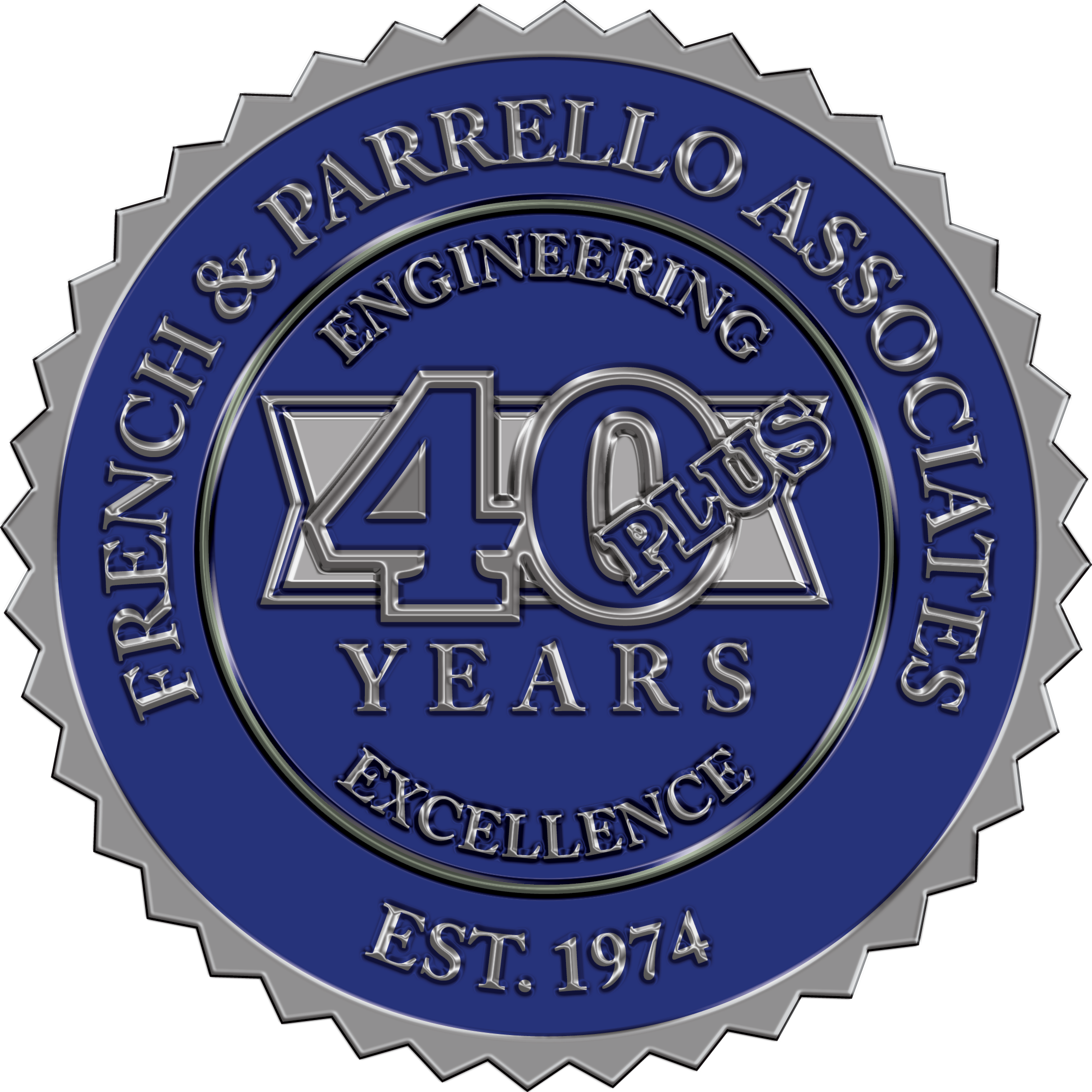 FPA 40 Years Label Embossed3