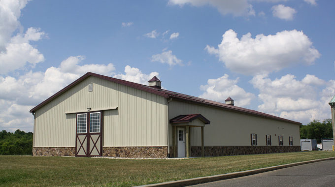 Project Spotlight: Storage Building At New Jersey Water Supply Authority