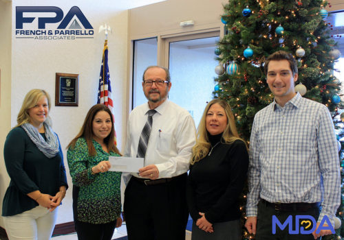 FPA Supports Muscular Dystrophy Association