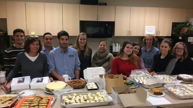 Second Annual FPA Baked Good Extravaganza