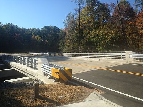 Emergency Bridge Replacement, Township Of Howell, Monmouth County, NJ