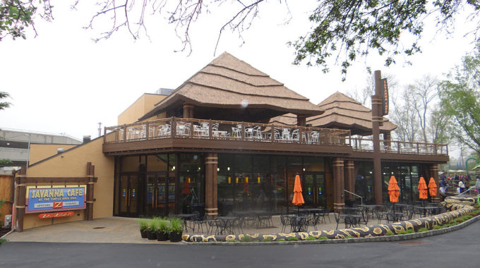 Grand Opening Of The Savanna Zoo Café' At Turtle Back Zoo
