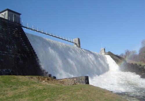 Boonton Dam And Parsippany Dike