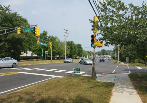 Roadway Improvements To CR 520