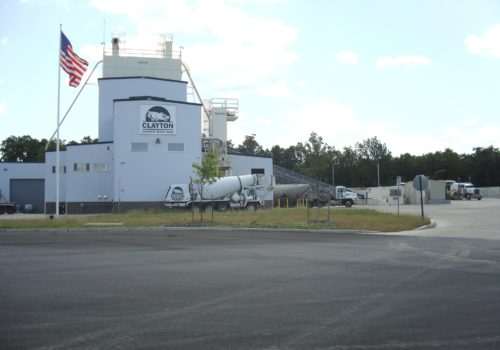 Clayton Concrete – New Batch Concrete Plant