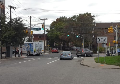 Jersey City Signalized Intersections