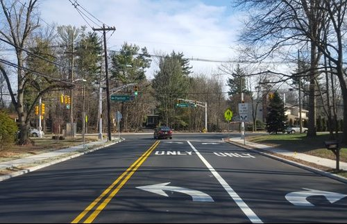 Plainfield Road And Park Avenue Intersection Improvements
