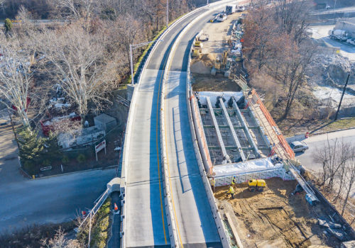 Route 1 Business Bridge Deck Replacements