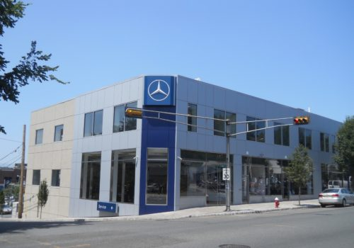 Benzel Busch Motorcar Corp. Auto-Haus Expansion And Renovation