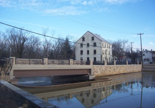 Rehabilitation Of Allentown Dam And Reconstruction Of Bridge U-12